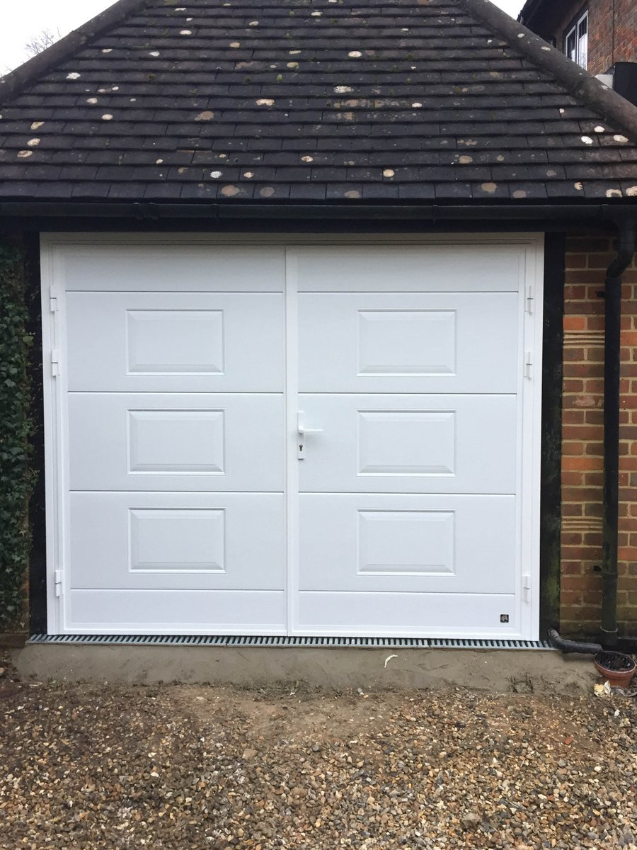 insulated thermacore garage branch by door projects project doors residential overhead