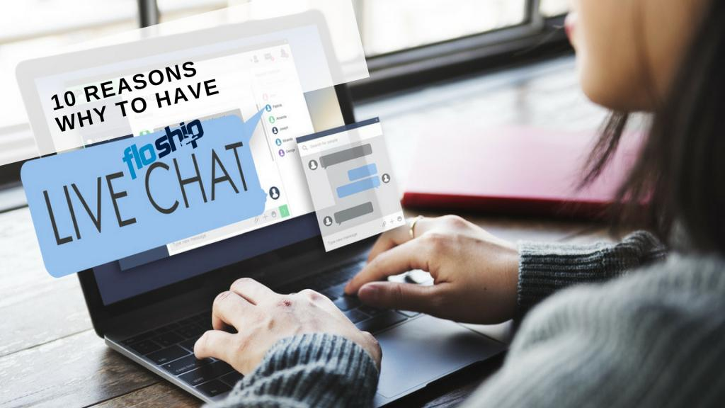 Live chat site