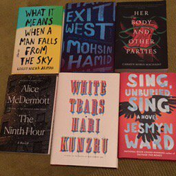 I'm so excited to share the great list of finalists for this year's Kirkus Prize for Fiction. https://t.co/OZP0KHUgMk