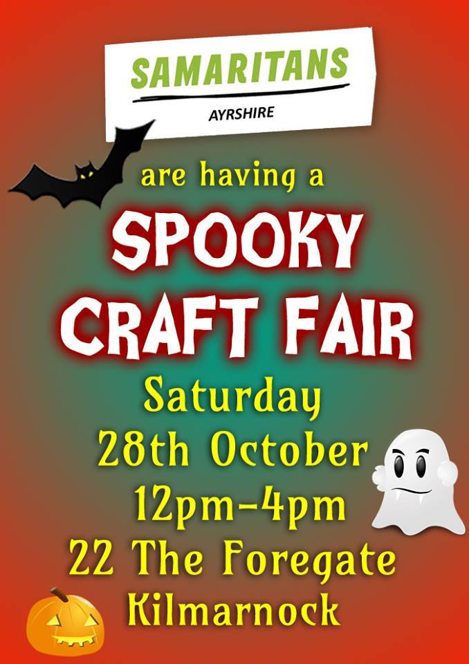 Spooky Craft Fair