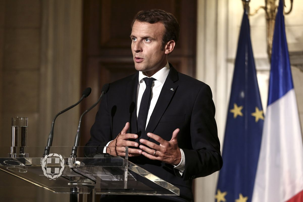Emmanuel Macron wants to cut French spending and squeeze the tax take https://t.co/fNVHmux2Xl