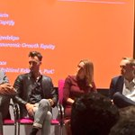 'Brexit is not a reason for UK businesses not to scale' Captify's co-founder @adam_ludwin shares a stage with @PGequity at @PwC_UK #adtech