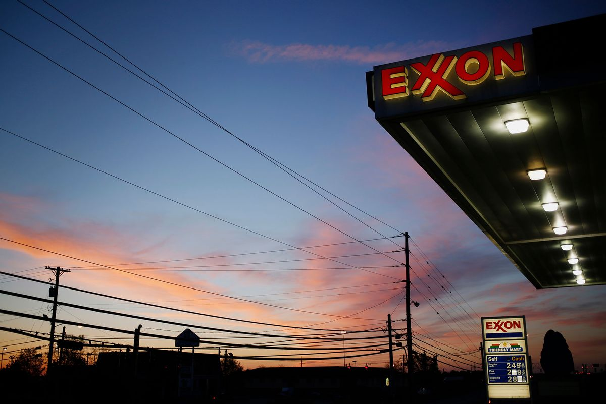 Exxon's foray into carbon capture and storage technology with FuelCell Energy 'is making progress' https://t.co/y2TYSGXp1c