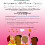 Sign up for our webinar on Sept 21st 11am-12pm on using the graphic novel for community education! https://t.co/10vytlhdos #4ImmigrantWomen