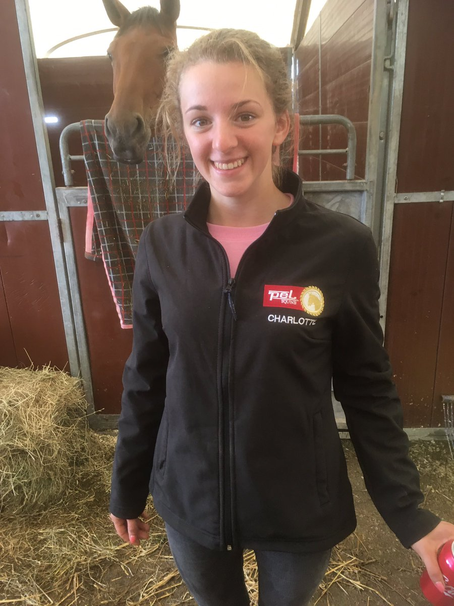 Good luck to our sponsored rider, Charlotte Goodwin @arena_uk Showjumping this week #PEL Equine Fencing. Protecting your horses <br>http://pic.twitter.com/joTqL91eqb
