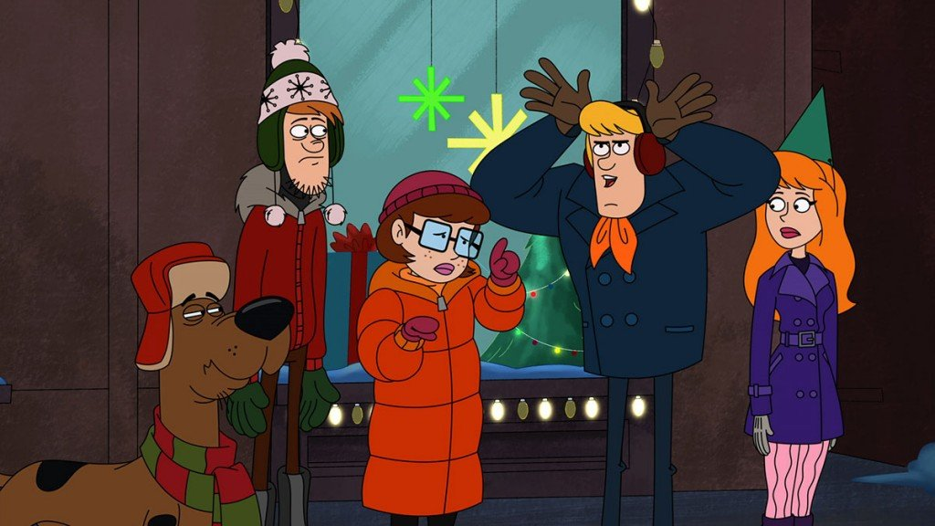 Shammy On Twitter Quot Why Does The New Scooby Doo Show Look