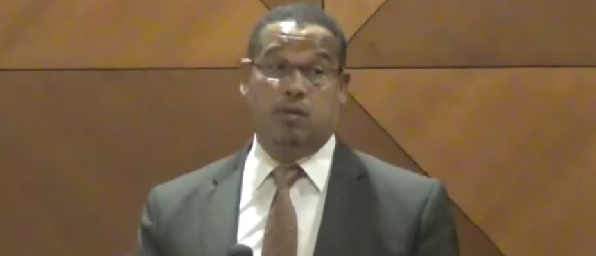 Muslim Rep. Keith Ellison compares DACA amnesty to Jews in Nazi Germany