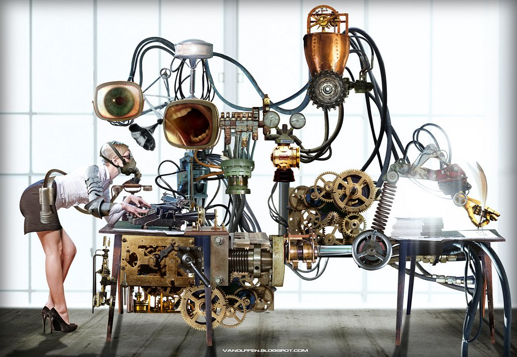 Art Donovan's 'Odd Beauty' Brings #Steampunk to Southampton Arts Center https://t.co/rUL0R4YvDH @ArtDonovan @Steampunk_T