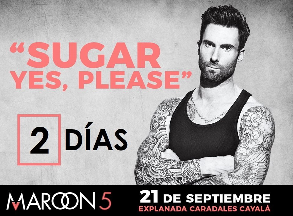 Den RT porque entre mis followers dare a una persona 2 pases preferencial para #Maroon5conTigo #SigueLaMúsica https://t.co/PW5vo8jr6d