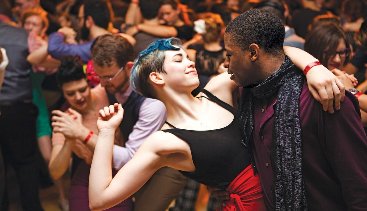 test Twitter Media - There's No App for a Good Swing Dance: Alive and Kicking, a documentary by writer/director Susan Glatzer '87 https://t.co/rVWEYTHnDu https://t.co/nYrR7paTT7