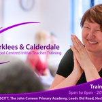 Train to Teach with Kirklees & Calderdale SCITT Wed 20th at 5pm–6pm Register: teacher.recruitment@kirklees.gov.uk https://t.co/5UH8ZzY431