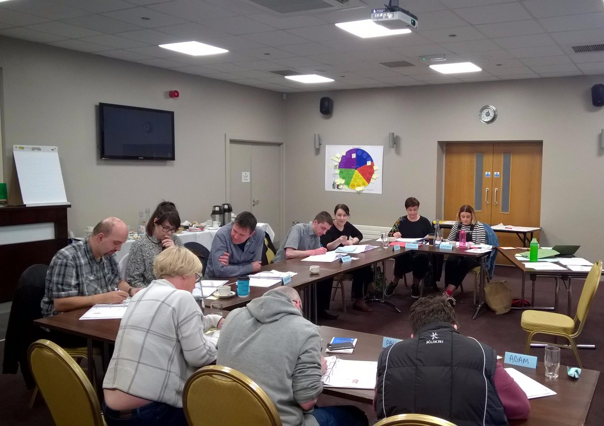 Some of our Aspire delegates from last month #developing talent #futureleaders.  http:// henderson-theacademy.com  &nbsp;  <br>http://pic.twitter.com/xNFidVRc5v