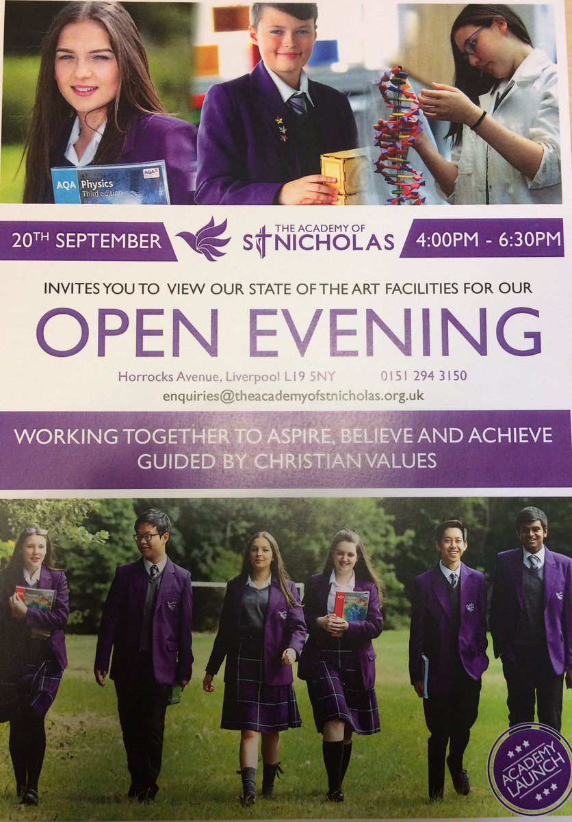 Join us for our Open Evening on Wednesday 20th September, 4.00-6.30 #InspiringExcellence <br>http://pic.twitter.com/chrZ46uObG