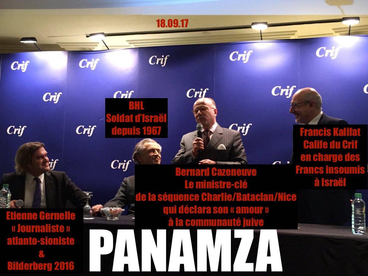 Crif + BHL : l'ex-Premier ministre Cazeneuve fait son coming out