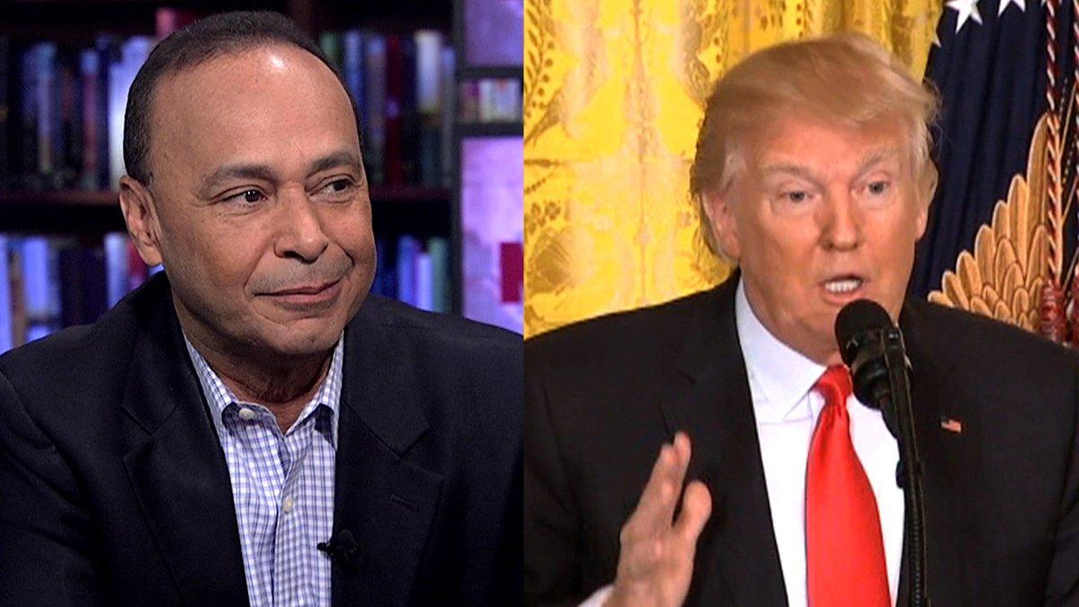 Rep. Luis Gutiérrez (@RepGutierrez) on Why He's Protesting Trump's 'Racist' Policies, Like Ending DACA https://t.co/GQhBYuqqAr