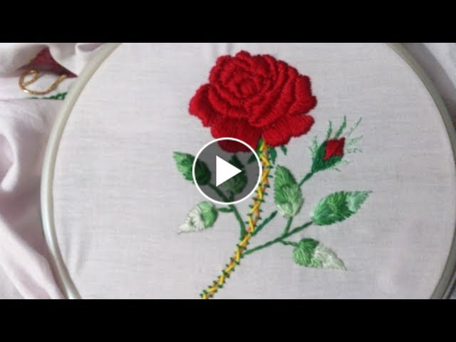 Knitting And Bordado On Twitter Hand Embroidery Stitches Tutorial