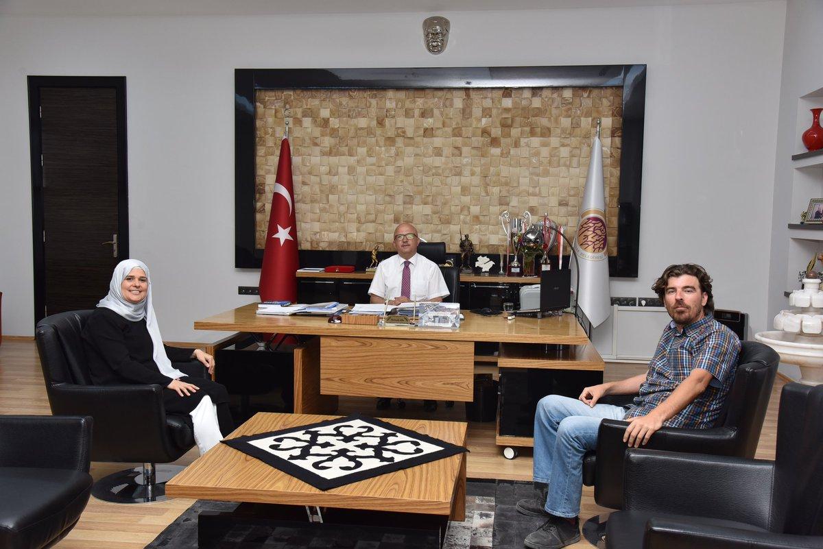 Afyonkarahisar Belediye Başkanımız @bskbcoban Beye…