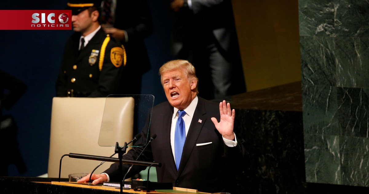 Trump ameaça 'destruir totalmente' a Coreia do Norte https://t.co/53vQzqesHI