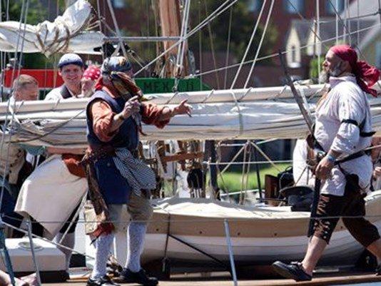 Argh, matey! It's International Talk Like a Pirate Day! https://t.co/taZJ9gDfCS