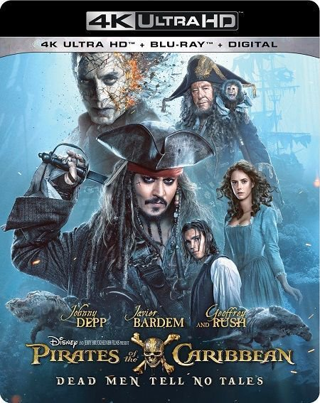 Review #PiratesOfTheCaribbean #DeadMenTellNoTales Digital. Arrives today on #TalkLikeAPirateDay! #PiratesLife #ad  https:// buff.ly/2jEYOVM  &nbsp;  <br>http://pic.twitter.com/9GiqO9Uxqx