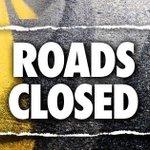 #TrafficAlert 45th street & Haverhill road is shut down due to a crash. Semi vs SUV.