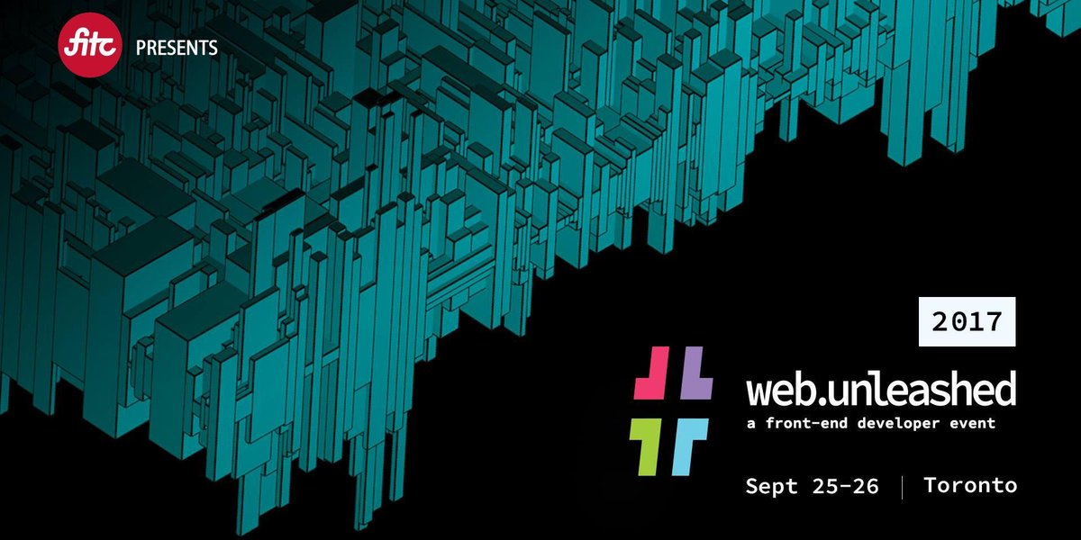 We have passes to @FITC #WEBU17 in Toronto to give away! RT + follow t...