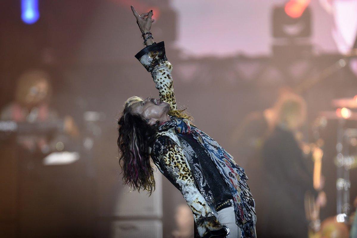 Aerosmith embala Mineirão com seleção de clássicos https://t.co/J1Nw21rw2Q