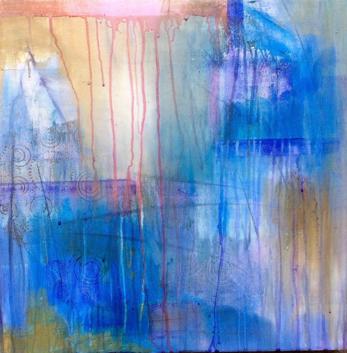 Andalucia - mixed media on canvas #art #painting #Abstract #artist #interiordesign #architects #décor #new #original #contemporary #ForSale <br>http://pic.twitter.com/PQXsFBYjui