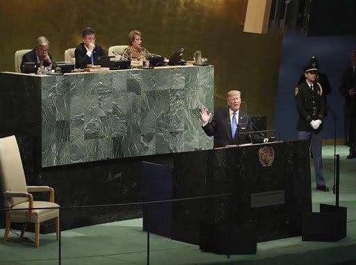 Imperdible: Los 7 misiles verbales que disparó Trump contra Maduro desde la ONU  https://t.co/Mj7bYSEFDk