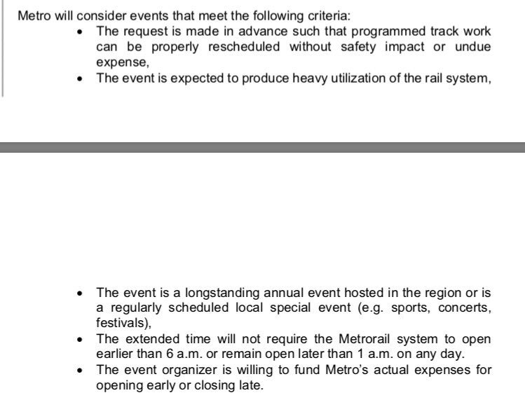 @Redskins Here's Metro's official new policy on special events #wmata https://t.co/HJ5odPMYLg