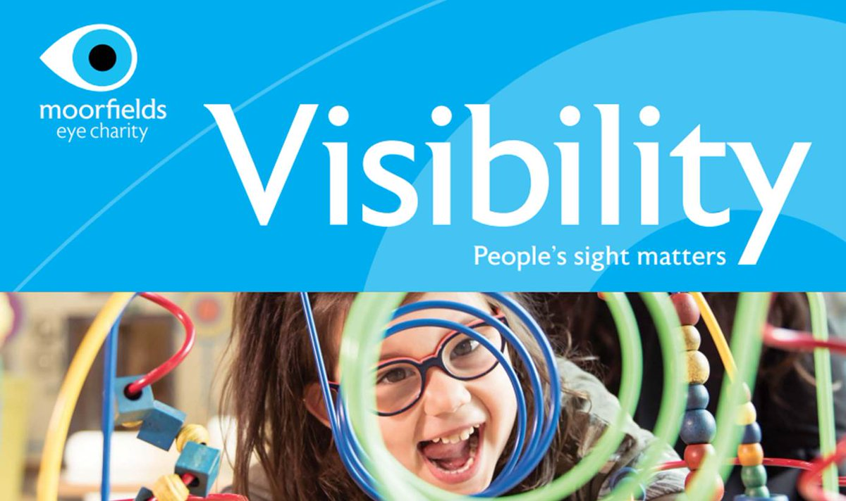 ".@rdufton ""Together we can maximise support for @Moorfields, keeping it at the forefront of ophthalmic care."" #Visibility <br>http://pic.twitter.com/ihmj9i9STW"