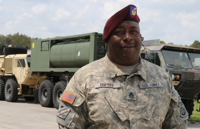 &quot;I know how to help people now...,'' says #USArmy Sgt. who lost his home 25 years ago to Hurricane Andrew.  https:// go.usa.gov/xRzHQ  &nbsp;  <br>http://pic.twitter.com/s9Xesltn2Q