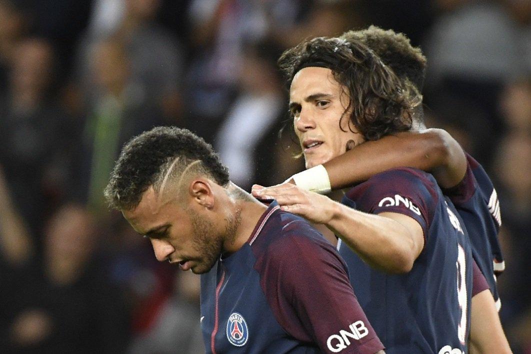 Non, Cavani n'a pas dit ce lundi qu'il n'avait aucun problème avec Neymar ▶️ https://t.co/zq5l7ihTx1