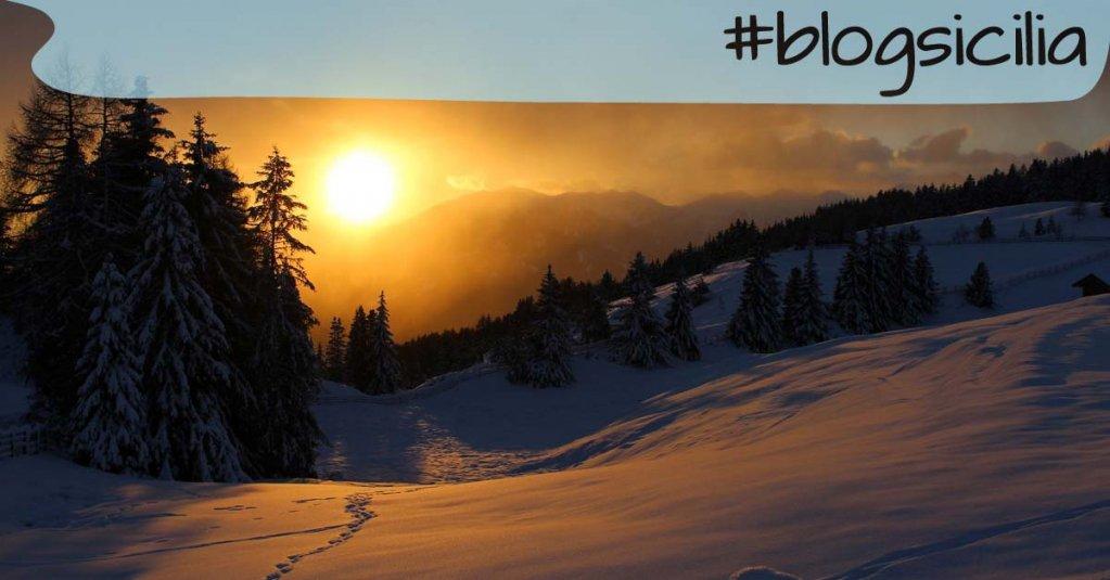 """#blogsicilia """"Quando scende la sera, ci sono istanti che non assomigliano a nient'altro"""". R. Musil"""