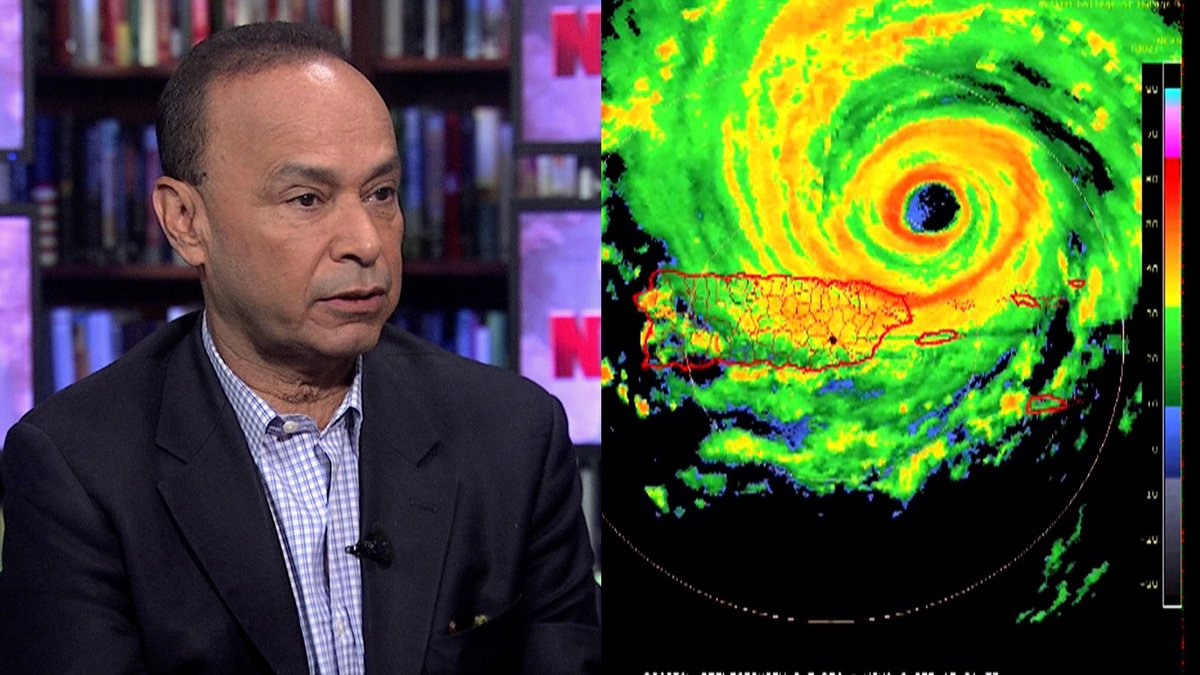 Rep. Luis Gutiérrez (@RepGutierrez) on Category 5 Hurricane Maria Barreling Toward Puerto Rico https://t.co/lP6bdKFDLy