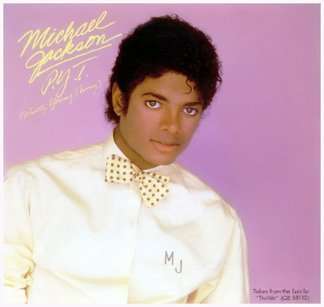Sept 18, 1983, Michael Jackson released &quot;P.Y.T. (Pretty Young Thing)&quot; as the 6th single from Thriller. #80s <br>http://pic.twitter.com/4PoYl0mIve