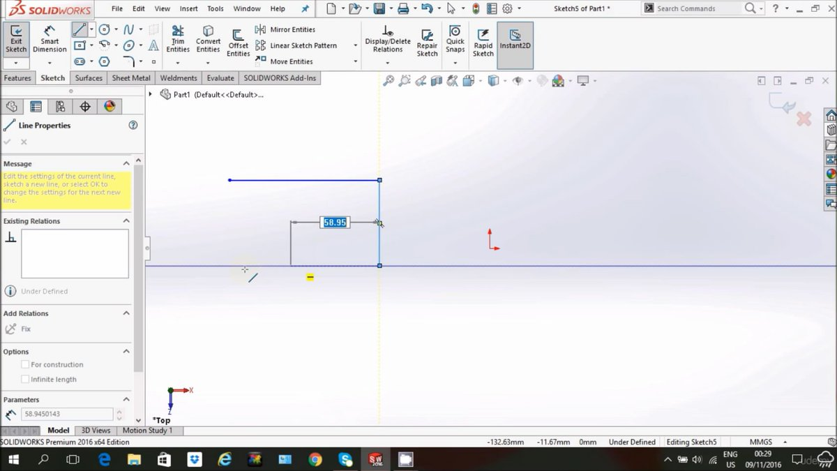 after effects hospital: solidworks sketches tips and basics