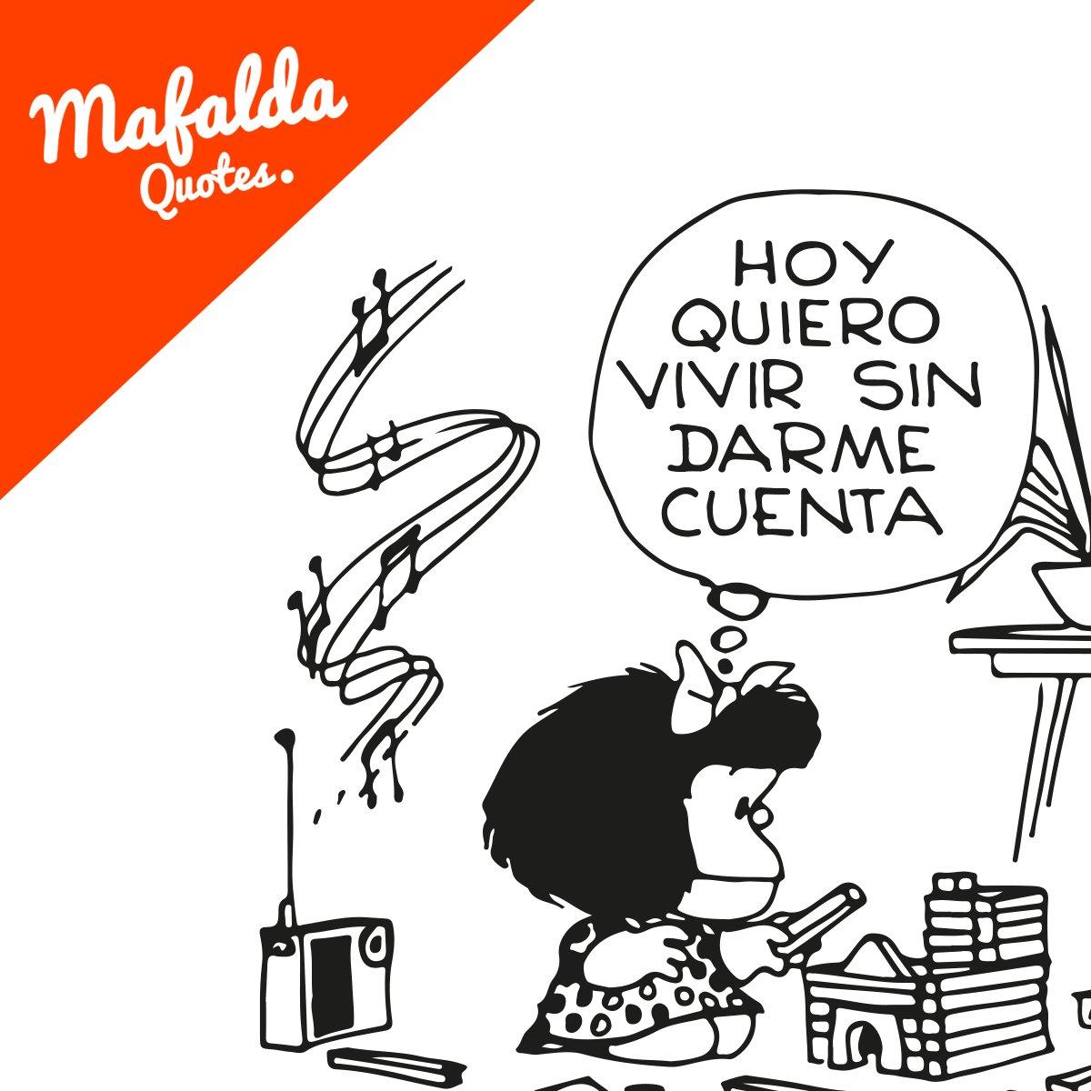 ¡Y se puede porque es sábado! #MafaldaQuotes #Viñetas #Sábado https://t.co/exQdLkMCa8
