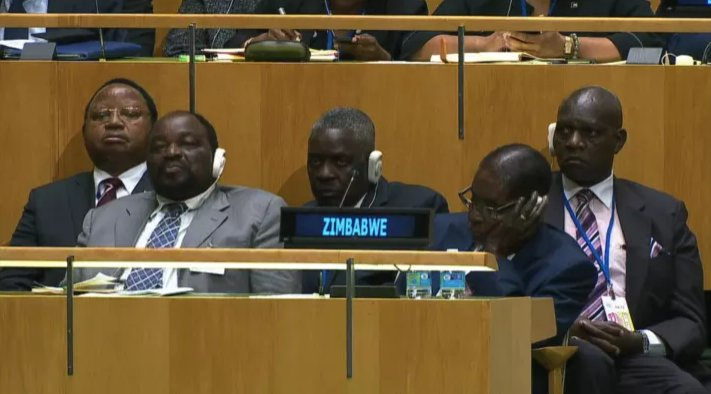 17 pictures of diplomats listening to Trump's first UN speech https://t.co/RJIYOqzW4J
