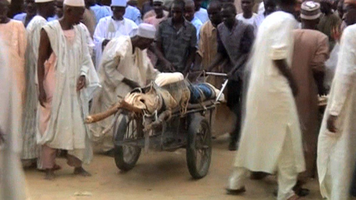 Nigeria: Suicide Attack in Borno State Kills 12 https://t.co/ZPdhFcEuns