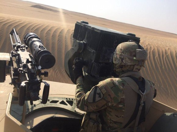 #USArmy #Soldiers from @1stCavalryDiv participates in joint exercise with Kuwait Forces  https:// go.usa.gov/xRzHu  &nbsp;  <br>http://pic.twitter.com/OlH0pfeIcT