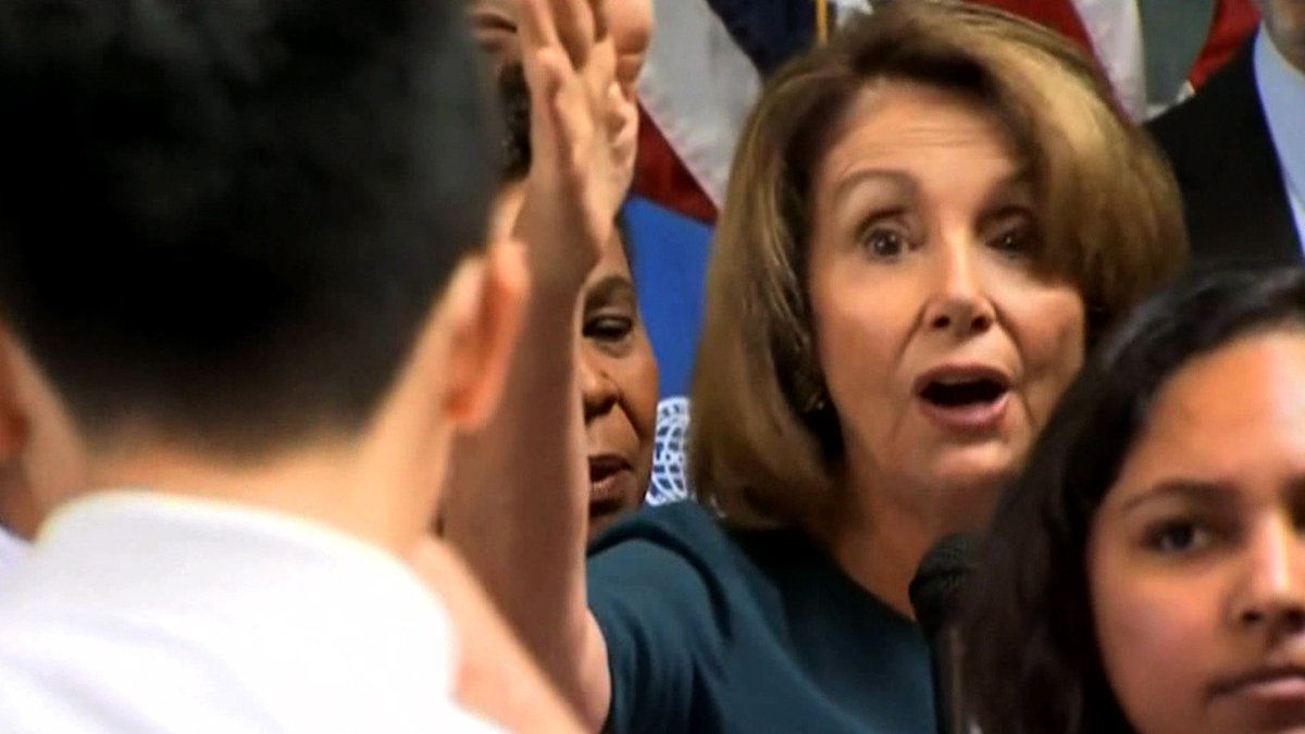 Immigration Activists Disrupt Event Held by Rep. Nancy Pelosi https://t.co/OlPAIePHrQ #DREAMAct