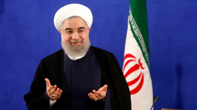 Iran president warns Trump: If US leaves nuclear deal, 'no one will trust America again' https://t.co/ORreW3S6Md