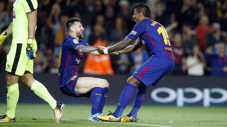 �� Les millors imatges de la golejada blaugrana #BarçaEibar https://t.co/aBytWynAgG #ForçaBarça https://t.co/P1fLoTGQdT
