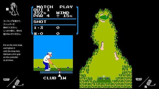 【成功報告なし】ニンテンドースイッチに隠しファミコン 岩田聡氏の命日に『ゴルフ』起動か https://t.co/cwvzps3NmB  「本体の日付が7月11日であるときに、ジョイコンである特定のモーションを入力することで起動する」という。