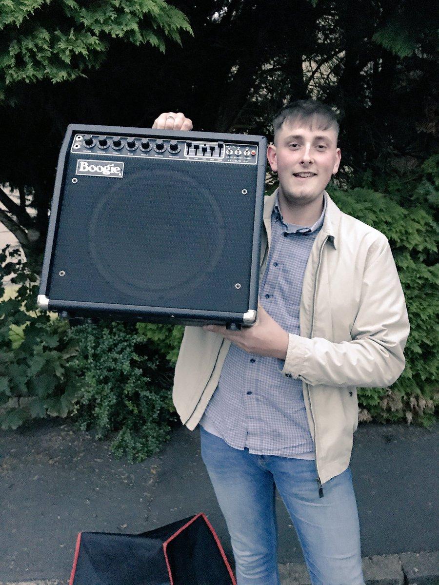 Mesa boogie amplifiers
