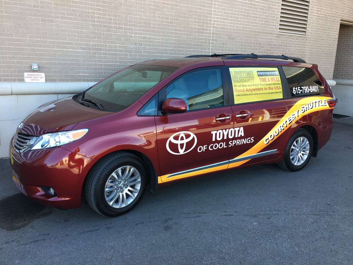 Learn more https www toyotaofcoolsprings com service center meet the staff html pic twitter com nr8srrtfoo