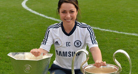 Let's take a moment to remember  Dr. Eva Carneiro #CFC <br>http://pic.twitter.com/t1ZXsQHTUb