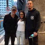 Shout out to our brother @MarkTremonti for rocking his LAS Hoodie in Brazil!  Photo: Shee Taylor