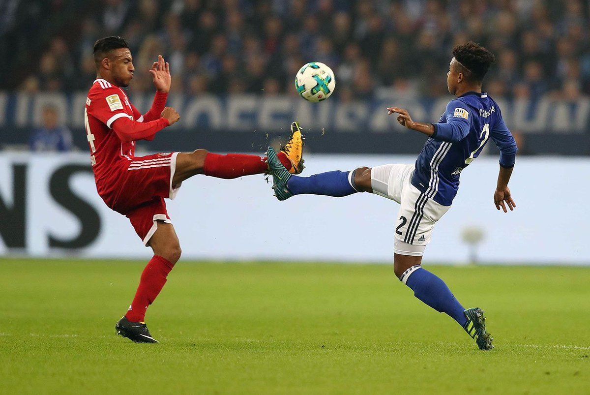Шальке - Бавария 0:3. Дело было сделано еще до выхода Коноплянки - изображение 1